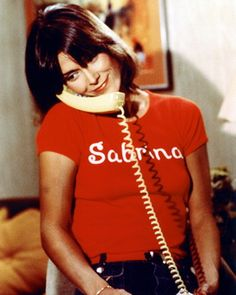 Sabrina Duncan the Charlie's Angel I was named after, I WANT this shirt!