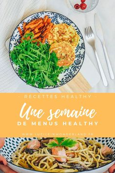 Menus Healthy, Healthy Family Meals, Healthy Recipes, Clean Eating, Eating Light, Healthy Eating, Plats Healthy, Healty Dinner, How To Eat Better
