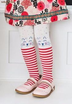 Baby Tights wellyou Childrens Tights Girls Ecru Colour Three Pack size 62-146