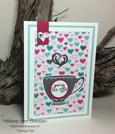 Stampin'Up! a nice cuppa
