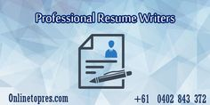 CV Writing Services from Professional Resume Writers. Prices start from A$25.00 One Cover Letter Two TopRevisions with your personal writer.