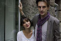 Franz & Nadia Van der Grinten.