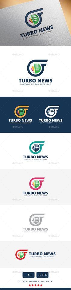 Turbo News Logo