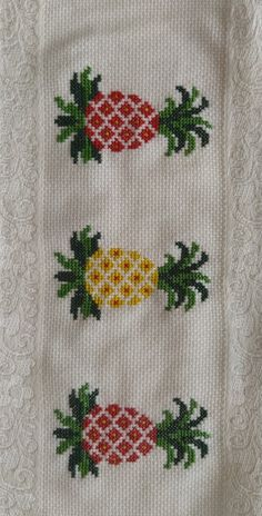 Hand Embroidery Art, Cross Stitch Embroidery, Cross Stitch Designs, Cross Stitch Patterns, Baby Knitting Patterns, Crochet Patterns, Easter Bunny Crochet Pattern, Diy Crafts Hacks, Craft Accessories