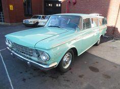 1962 AMC Rambler Classic Cross Country Wagon - Image 1 of 41