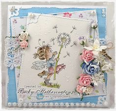 LOTV - Time Flies with Bonnets and Bowties papers by DT Becky Card Making Inspiration, Making Ideas, Tag Craft, Dress Card, Whimsy Stamps, Hand Stamped Cards, Shaped Cards, Tampons, Copics
