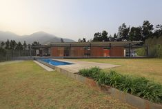 Gallery of Campo Oeste House / Poggione + Biondi Arquitectos - 8