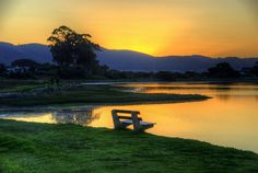 Sunset on Leisure Isle, Knysna, South Africa. Beautiful Sky, Beautiful World, Beautiful Places, Pretty Pictures, Cool Photos, Interesting Photos, Knysna, Nature View, South Africa