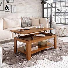 Mesa de centro elevable color nogal, busca la practica al mejor precio, por: 228 €, compra en: http://rusticocolonial.es/mueble-colonial-de-gran-calidad-al-mejor-precio/muebles-de-salon-coloniales-de-gran-calidad-al-mejor-precio/mesas-de-centro-coloniales-de-gran-calidad-al-mejor-precio