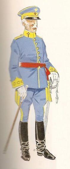 Dragones de Santiago 1909 General