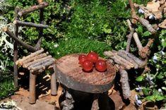 diy: Fairy furniture