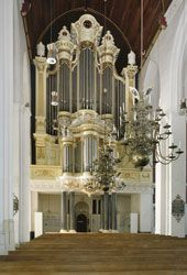 König-orgel, Grote of Sint-Stevenskerk - Nijmegen