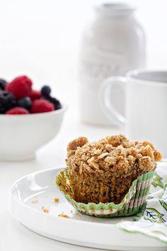 Imagem de banana, food, and muffins