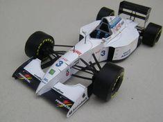 F1 Paper Model - 1994 GP San Marino Imola Tyrrell 022 Yamaha Free Paper Car Download - http://www.papercraftsquare.com/f1-paper-model-1994-gp-san-marino-imola-tyrrell-022-yamaha-free-paper-car-download.html#124, #Car, #F1, #F1PaperModel, #FormulaOne, #PaperCar, #Tyrrell, #Tyrrell022, #Yamaha