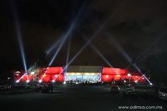diseño , venta e instalacion de iluminacion arquitectónica