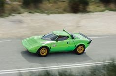 Lancia Stratos Stadale, 1974 – ©Courtesy of RM Auctions - and the story behind it: www.radical-classics.com, #Lancia #Stratos
