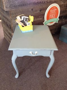 Easy Fat Paint Tutorial - Front Porch Mercantile