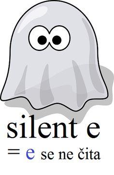 silent e - magično slovo e u engleskom jeziku