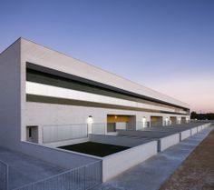 New Public Nursery and Primary School in Seville / UNIA Arquitectos