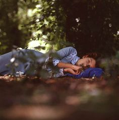 The Dreamer, 2002 - Alessandra SANGUINETTI - From the series The Adventures of Guille and Belinda and the Enigmatic Meaning of Their Dreams C-print