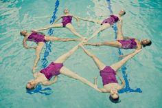 Verso Performance: Miami's Synchronized Swimming Show Team (PHOTOS)
