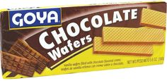 GOYA® Wafers are a delicious treat. They come filled with your choice of dulce de leche, chocolate, guava, strawberry and vanilla. Your kids will love them.