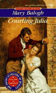 Mary Balogh - Courting Julia