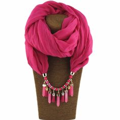 Cheap statement jewelry, Buy Quality statement choker directly from China luxury jewelry Suppliers: Ethtic Silk Scarf Necklace Neckerchief Scarves Tassels Women Printed Silk Muffler Scarfs Choker Statement Jewelry Luxury Bijoux