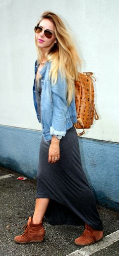 Loving great attitude by BSR wearing Ash bowie summer style!