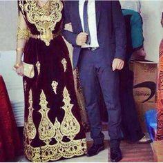 Tenu traditionnelle algérienne