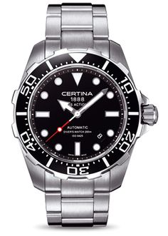 The new Certina DS Action Diver   Certina DS Action Diver Chronograph  watches with images 9b33aed3e2