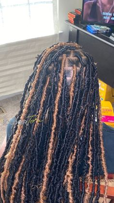 Cute Box Braids Hairstyles, Braids Hairstyles Pictures, Faux Locs Hairstyles, Black Girl Braided Hairstyles, Black Girl Braids, African Braids Hairstyles, Baddie Hairstyles, Braids For Black Hair, My Hairstyle