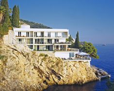 Villa Dubrovnik is Croatia's most exclusive and most awarded boutique hotel. Positioned on the cliffs above Dubrovnik's St. Jacob precinct the renovated villa is minutes from the fortified beauty of the historic citys cultural landmarks and a few steps to everything that Dubrovnik has offers to it's guests for centuries.