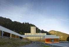 COMMENDED for Awards 18: RIEPL RIEPL ARCHITEKTEN ZT GMBH - Bosruck Tunnel. Image: Otto Hainzl
