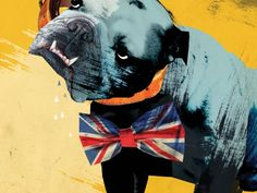 Bulldog spirit: Labour has let other parties reap the benefits of trumpeting their Britishness