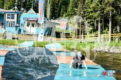 5K Foam Fest Canada Fair Grounds, Canada, Fun, Travel, Voyage, Viajes, Traveling, Trips, Tourism