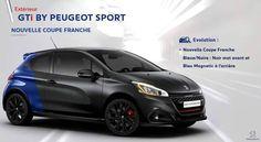 Une nouvelle coupe franche pour la #Peugeot 208 - http://ift.tt/1HQJd81