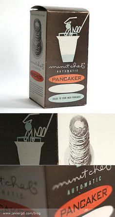 yes please, vintage package design