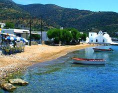 Sifnos, Vathy ... A lovely place