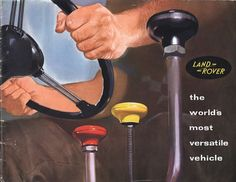 Nice advertisment. Too bad the designer had no clue about how to hold the steering-wheel properly...