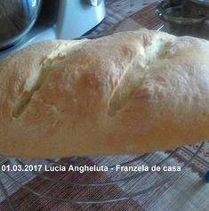 Franzela de casa reteta simpla - ca la brutarie | Savori Urbane