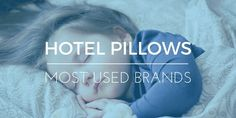 Have you ever gone on vacation and had the best sleep of your life? Do you ever wish you could take the hotel pillow for a little bit of that vacation-like rest for when you go back home Hotel Pillows, Old Pillows, Hotel Branding, Back Pillow, Top Hotels, Perfect Pillow, Good Sleep, Back Home, Back Pain