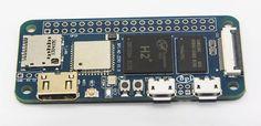 Banana Pi M2 Zero is a (faster) Raspberry Pi Zero clone for $15 - Liliputing