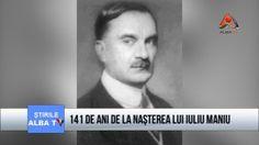141 de ani de la nașterea lui Iuliu Maniu