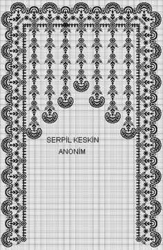 1 million+ Stunning Free Images to Use Anywhere Embroidery Motifs, Ribbon Embroidery, Cross Stitch Embroidery, Embroidery Designs, Cross Stitch Borders, Cross Stitch Designs, Cross Stitch Patterns, Graph Paper Art, Arabesque Pattern