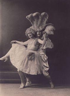 Richard Colley and boyfriend, c 1920s