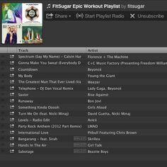 The Epic Playlist