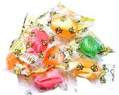 Honey Queen Bees, Assorted, Filled Hard Candy: Amazon.com: Grocery & Gourmet Food on Wanelo
