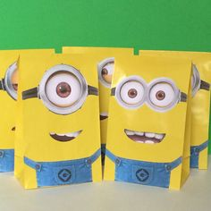Despicable Me's Minions Party Favor Bags Printables by chicaandjo https://www.etsy.com/listing/206789356/despicable-mes-minions-party-favor-bags?ref=sr_gallery_5&ga_search_query=minion+party+favor&ga_search_type=all&ga_view_type=gallery