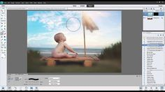 Summerana Skies Overlay and Action Collection Preview and Tutorial for P...